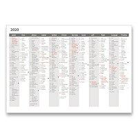 Plánovací karta 2020