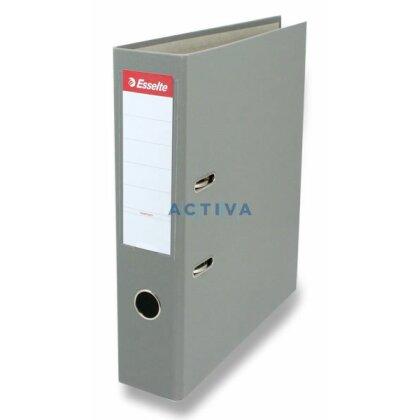 Obrázek produktu Esselte Economy - pákový pořadač - 75 mm, šedý