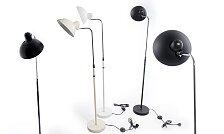 Stojací lampa Kaiser idell 6580-F Luxus