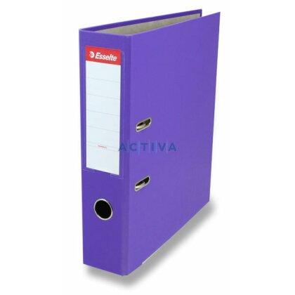 Obrázek produktu Esselte Economy - pákový pořadač - 75 mm, fialový