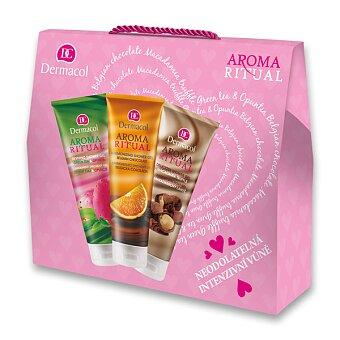 Obrázek produktu Sada sprchových gelů Dermacol Aroma Ritual - 3 x 250 ml