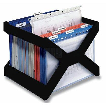 Obrázek produktu Durable - držák na závěsné desky - černý