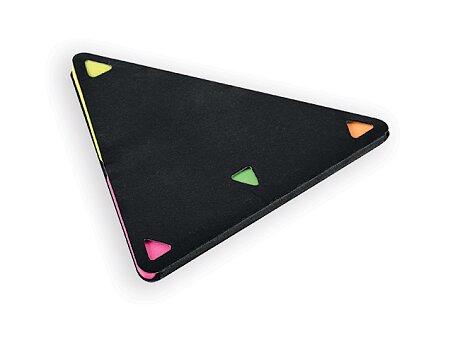 Obrázek produktu TRIANGULOS - barevné lepicí papírky (25 lístků/barva), výběr barev