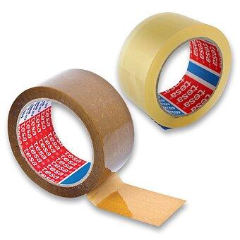 Obrázek produktu Nehlučná balicí páska Tesa - šíře 50 mm, návin 66 m, výběr barev
