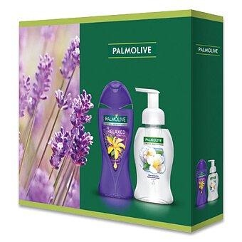 Obrázek produktu Dárková sada Palmolive Aroma Relax - sprchový gel a pěnové mýdlo
