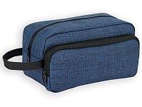KEVIN - polyesterová kosmetická taška, 300D, výběr barev