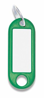 Obrázek produktu Jmenovka na klíče ConmetRON - zelené, 10 ks