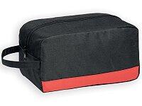 COSMI - polyesterová kosmetická taška, 600D, výběr barev