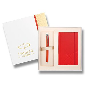 Parker IM Premium Big Red