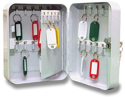 Obrázek produktu Schránka na klíče ConmetRON - na 40 klíčů