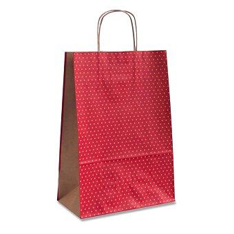 Obrázek produktu Dárková taška Natura Pois - 260 x 120 x 360 mm, velikost M