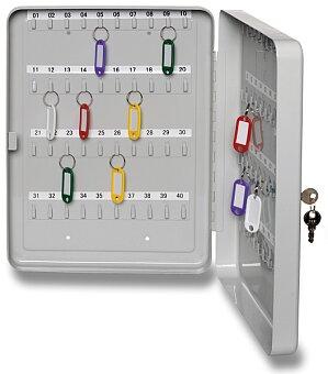 Obrázek produktu Schránka na klíče ConmetRON - na 80 klíčů
