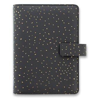 Obrázek produktu Osobní diář Filofax Confetti Charcoal