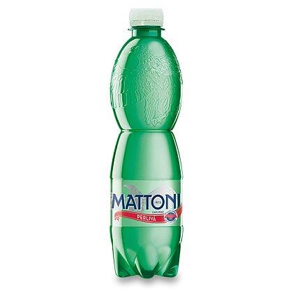 Obrázek produktu Mattoni - perlivá minerální voda - 12 × 0,5 l