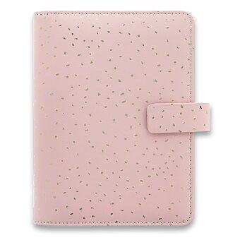 Obrázek produktu Osobní diář Filofax Confetti Rose Quartz