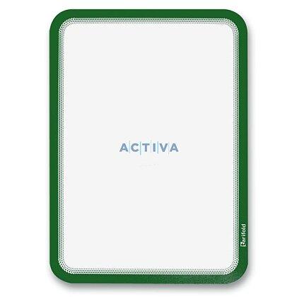 Obrázek produktu Tarifold Magneto - magnetická prezentační kapsa - A4, 2 ks, zelená
