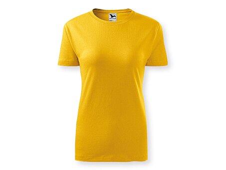 Obrázek produktu BASIC T-160 WOMEN - dámské tričko, 160 g/m2, vel. S, ADLER, výběr barev