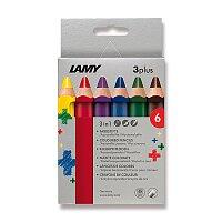 Pastelky Lamy 3plus