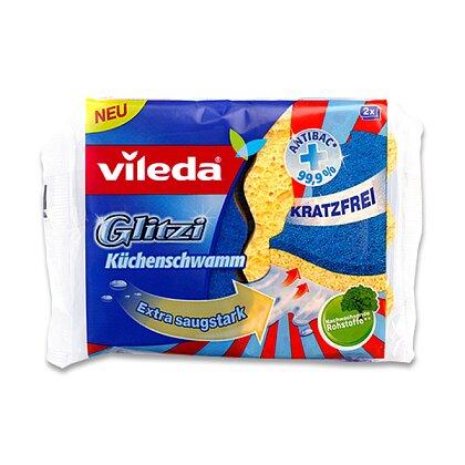 Product image Vileda Glitzi - sponge - 2 pcs
