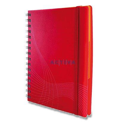 Obrázok produktu Avery Zweckform - Notizio - krúžkový blok - A4, 90 listov, štvorčekový