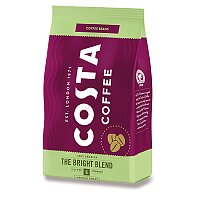 Zrnková káva Costa Coffee Bright Blend