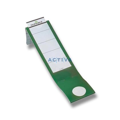 Obrázek produktu Durable - samolepicí náhradní hřbet - 40 mm, zelený
