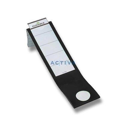 Obrázek produktu Durable - samolepicí náhradní hřbet - 40 mm, černý
