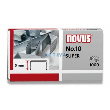 Obrázek produktu Novus No.10 - drátky do sešívaček