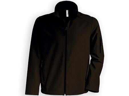 Obrázek produktu KARIB - pánská soft. bunda, 300 g/m2, vel. XXXL, KARIBAN, výběr barev