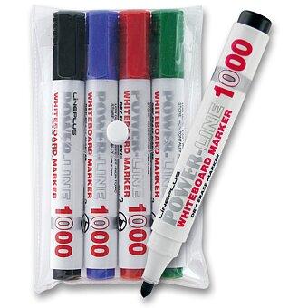 Obrázek produktu Popisovač Power 1000 - sada 4 barev