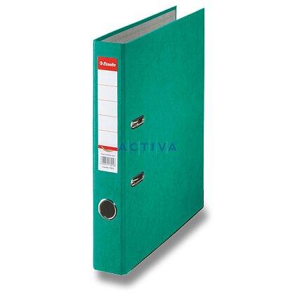 Obrázek produktu Esselte Rainbow - pákový pořadač - A4, 50 mm, zelený