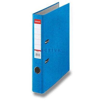 Obrázek produktu Esselte Rainbow - pákový pořadač - A4, 50 mm, modrý