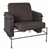 Křeslo Magis Traffic Armchair Steelcut Trio 383 OUTLET