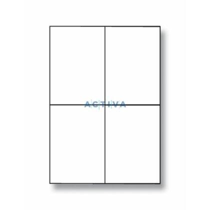 Obrázek produktu Rayfilm - samolepicí etikety - 105×148 mm, 400 etiket