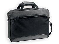 SANTANA - polyesterová taška na notebook, 600D