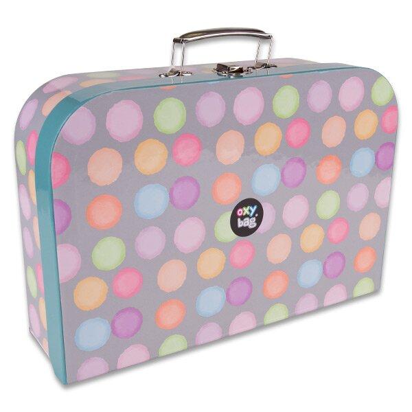 Kufřík Karton P+P Mini Dots