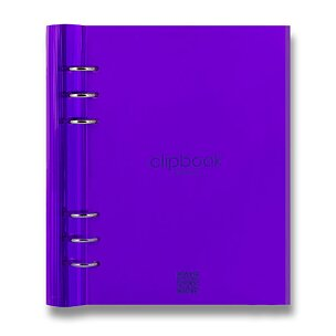 Blok Filofax Clipbook Gummy A5