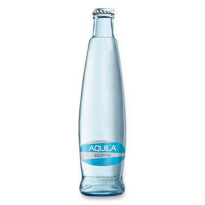 Obrázek produktu Aquila Grand - neperlivá voda ve skle - 24 × 0,33 l