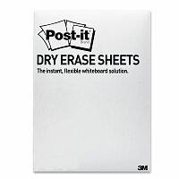 Samolepící popisovatelná fólie 3M Post-it Super Sticky Dry Erase