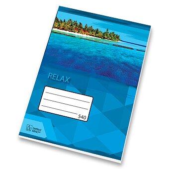 Obrázek produktu Školní sešit 540 - A5, čistý, 40 listů