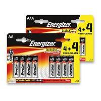 Alkalické baterie Energizer Max