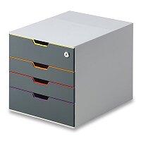 Uzamykatelný box Durable Varicolor