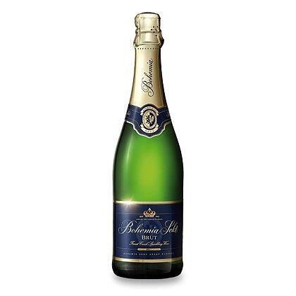 Obrázek produktu Bohemia Sekt brut - šumivé víno, 0,75 l