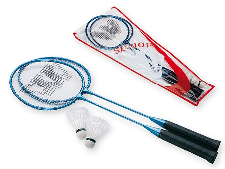 Obrázek produktu RELAX - sada na badminton, 2 × raketa, 2 × košíček