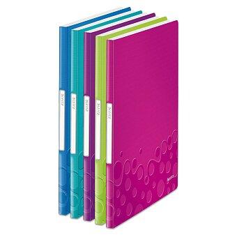Obrázek produktu Katalogová kniha Leitz Wow - A4, 40 fólií, výběr barev