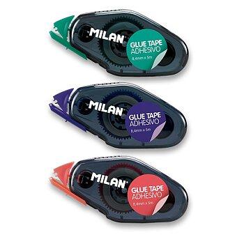 Obrázek produktu Jednorázový lepící strojek Milan Glue Tape - 8,4 mm x 5 m