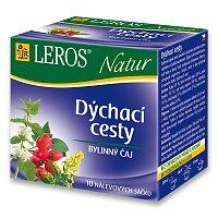Bylinný čaj LEROS Natur Dýchací cesty