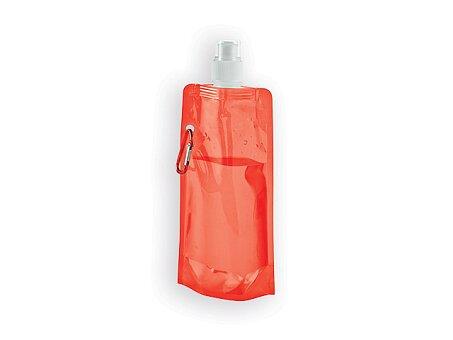 Obrázek produktu DONATA II - plastová skládací láhev, 460 ml, výběr barev