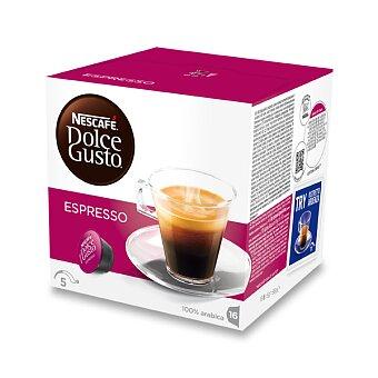 Obrázek produktu Kávové kapsle Nescafé Dolce Gusto Espresso - 16 kapslí