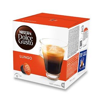 Obrázek produktu Kávové kapsle Nescafé Dolce Gusto Caffe Lungo - 16 kapslí